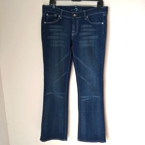 Seven for Mankind skull jeans size 28